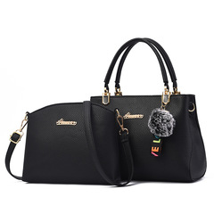 Women Handbags No.5 black 28*21*13