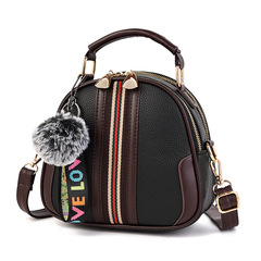 Women Handbags No.8 black 20*19*11