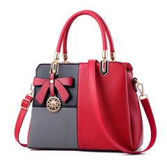 Women Handbags No.9 red colour matching 31*23*13