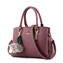 Women Handbags No.12 deep purple 31*21*15