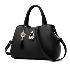 Women Handbags No.17 black 27*20*14