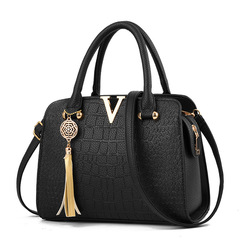 Women Handbags No.27 black 27.5*20*12