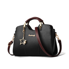 Women Handbags No.30 black 28.5*17.5*13
