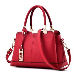 Women Handbags No.31 wine red 30*19*15