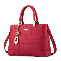Women Handbags No.34 wine red 30*22*13