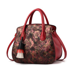 Women Handbags No.37 wine red 28*23*13