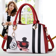 Women Handbags No.40 wine red 29*22*13