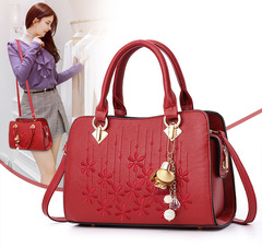 Women Handbags No.45 wine red 29*20*11