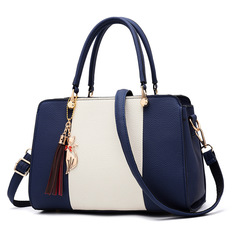 Women Handbags No.46 deep blue 27*19*12