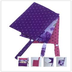 Washable sanitary napkin storage bag can be used repeatedly sanitary napkin waterproof bag