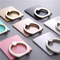 Round metal ring buckle mobile phone accessories ring holder holder random A size