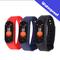 M3 Smart Color Screen Smart Sport Fitness Bracelet Waterproof Blood Pressure Tracker Smart Watch blue one size