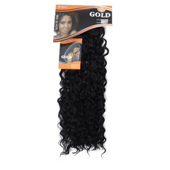 Noble OSCARS Cute Long Curly Hairpiece 1pc Synthetic Hair Extensions  for Christmas Gift 1 50cm