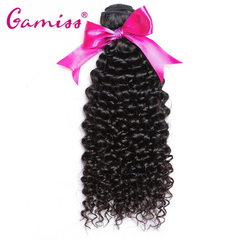Virgin Hair Burmese Kinky Curly Extension Human Hair Weave  for Valentine's Day Natural Black 26inch