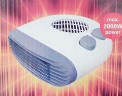 Fan heater White