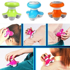Technology Beauty Mini Massager Electric Handheld USB Rechargeable Full Body Massage