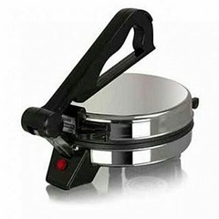 Chapati Maker Silver one size