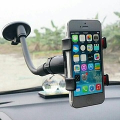 Car Phone Holders Black One Size