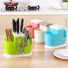 Cutlery organizer green one size