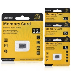 Cloudisk Memory Card 128GB 64GB 32GB Micro SD Cards Extreme Pro Card Professional  5 Years Warranty As shown micro sd 8GB memory card