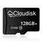 Cloudisk Memory Card 128GB U1 Class 10 Micro SD Card SDXC SDHC Flash TF Card  5 Years Warranty as shown micro sd 128gb memory card