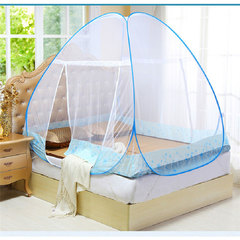 Mosquito Net  Student Bunk Bed Mosquito Net Mesh,Cheap Price Adult Double Bed Netting Tent romdon color 180X200X150cm