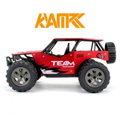 KYAMRC remote control alloy climbing off-road vehicle 1:18 desert climbing truck red medium size