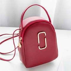 New fashion hand bill of lading shoulder slant shoulder body bag for women red 1 a