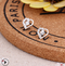 2 Pair KSH 79 Oasis 1 pair new arrival 925 silver Korean earrings studs for women gift#1#4 #1(One Pair) one size