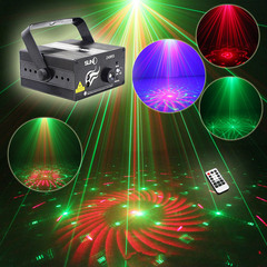 Laser Projector Lighting Stage Disco DJ Club KTV Christmas Bar Family Party Lighting Show RG linear laser lamp B150mw    R200mw