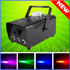 Disco Tobacco Machine Remote Controller Ejector DJ Christmas Party Stage Fog Car LED mini 500w