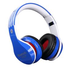 2019 Mobile Week Headset Wireless Headset Bluetooth Headset Headset Earphone Headsets For Games blue normal