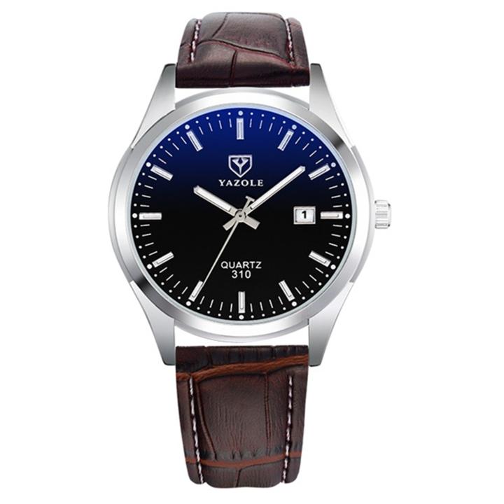 Watches Watchs Watched Watches Men Watches Men  Blu-ray Waterproof Quartz Luminous watch black normal