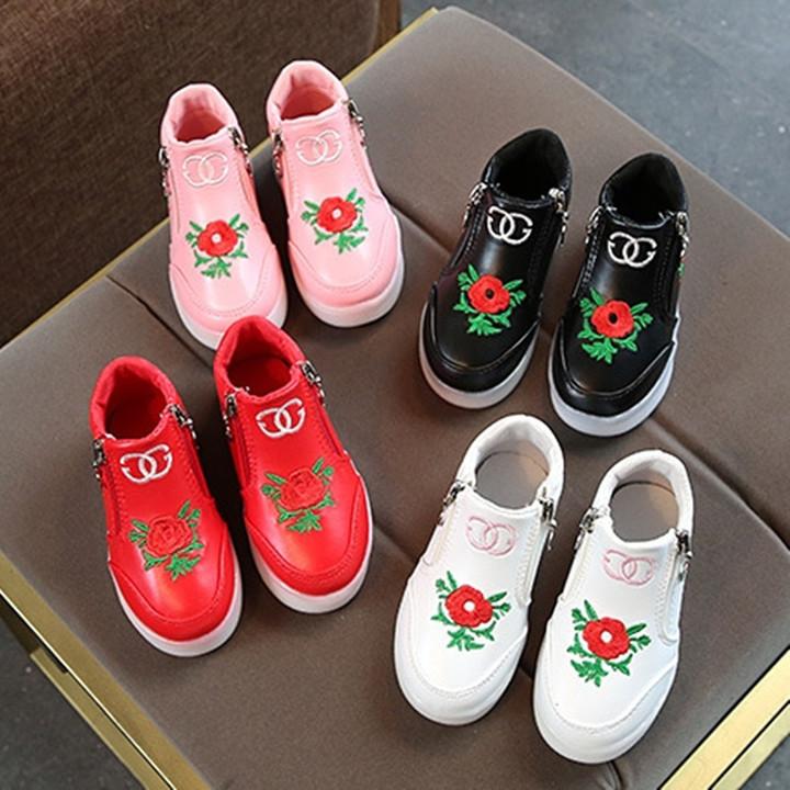Shoes Shoes Girls Shoes Girl Sports Light Girls Shoes Cartoon LED Night Light  Kids Shoes pink 21