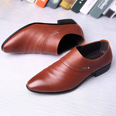 Boots Men Leather Shoes Men Leather Shoe Men Leather Shoes For Men Leather Shoes Mens Formal Shoes brown 38 leather