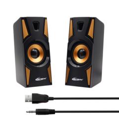 2019 Mobile Week Speakers Computer Speakers Desktop Computer Speakers  Multimedia Notebook Speakers gold