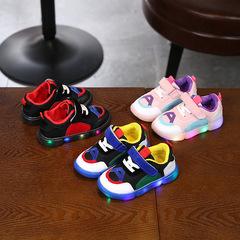 Kids Shoes Boys Kids Shoes Girls  Boys Sneakers With Light-emitting Shoes Girls Shoes Boys Shoes blue 21