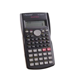 Calculator Student Examination Calculator Scientific Function Calculator Multifunctional Calculator black