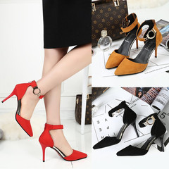 Heels Shoes Women Heels Shoes Ladies Heeled Shoes Heel Women Shoes Women Sandals Shoes Ladies black 34