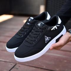 Shoes Men Shoe Men Sneakers Men's Shoes Shoe s Canvas Shoes Leisure Sports Shoes Mens Shoes For Men black 39