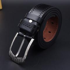 Belts Men And  Women Belts Belt  Men And Women Fashion Leisure PU Needle Buckle Belt black normal
