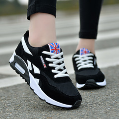 Shoes Women Shoes Ladies Women's Shoes Sports Shoes Breathable Running Shoes For Women black 36