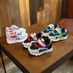 Shoes Girls Shoes Boys Kids Shoes Luminous Children's Shoes For  Boys And Girls Shoes For Girls black 21