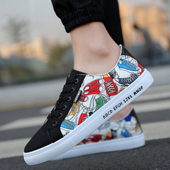 Sneakers Men Shoes Men Shoes Mens Breathable Canvas Shoes For Men Sneakers For Men Shoe Men Shoe s red and black 39