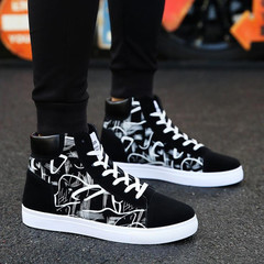 Sneakers Men Shoes Men Slipper Shoes Mens High-top Shoes For Men Sneakers For Men Shoe s Shoe Men black and white 39