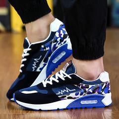 Sneakers Men Shoes Men Shoe s Shoe Men Sports Shoes Breathable Mesh Shoes For Men Sneakers For Men blue 39