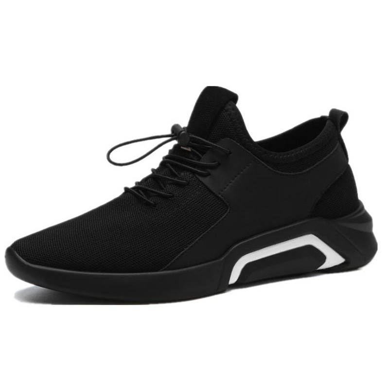 Shoes Men's Shoes Winter Trends Go With Casual Canvas Shoes And Men's Sneakers Men black 44 2