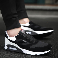 Sneakers Men Running Shoes Breathable Male Outdoor Walking Shoes Mans Athletic Sneakers For Men black 39