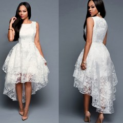 Dresses For Women Dresses For Ladies Dressed Elegant Women White Dress Sleeveless Long Wedding Dress s white