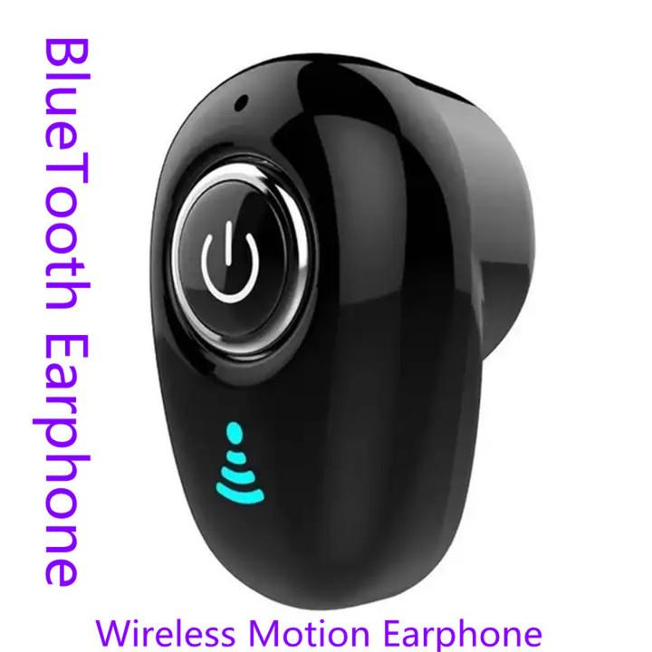 Bluetooth Earphones Bluetooth Headset Wireless Earphone Headphone Headset Stereo Sports Speakers black